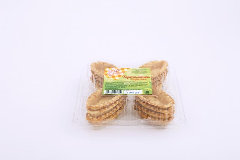 Тарталетки сырные 85 г. (16 шт)